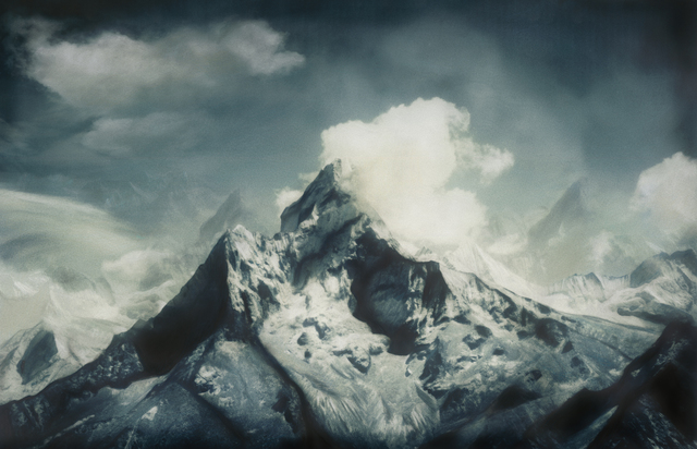 , 'Ama Dablam, Himalaya,' 2016, CFHILL