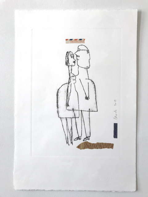 , 'Couple,' , Michele Mariaud Gallery