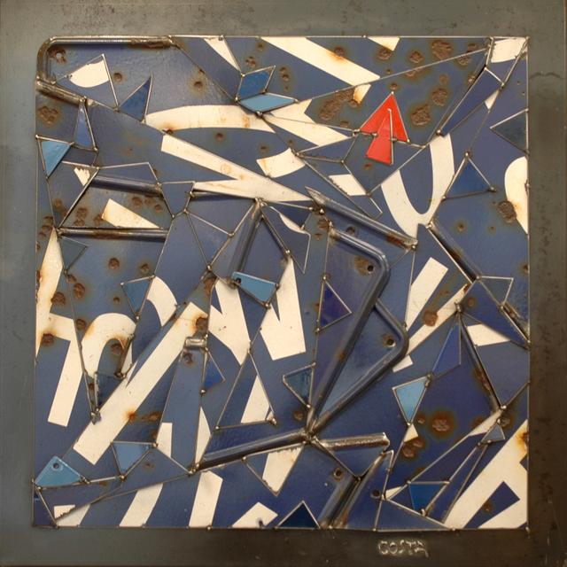 , 'La Flèche,' 2017, Galerie Art Jingle