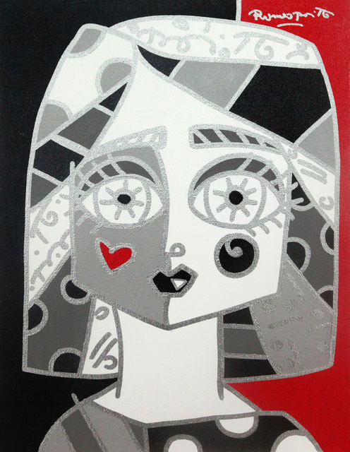 , 'Silver Girl,' 2015, Gallery Banditrazos