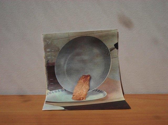 , 'Untitled (interior día),' 2012, adhoc