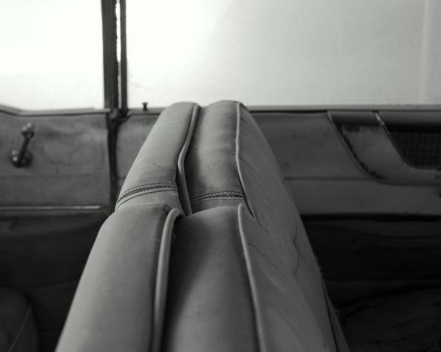 , 'Vintage Car Interior,' 2015, Cynthia Corbett Gallery