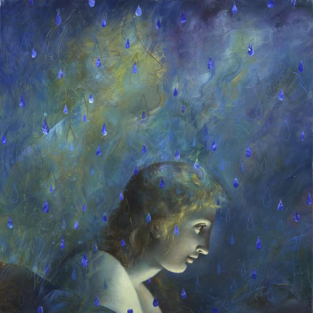 , 'Blue Rain,' 2008, Francis M. Naumann Fine Art