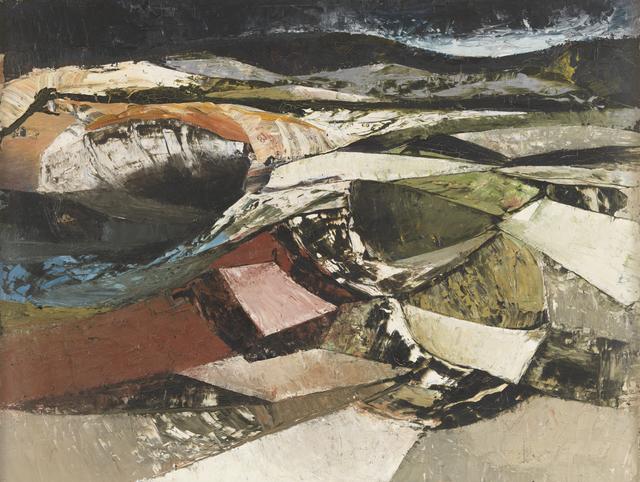 , 'Landscape III,' ca. 1950, Messum's