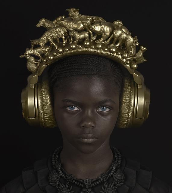 , 'Menina 11,' 2017, Fernando Pradilla/El Museo