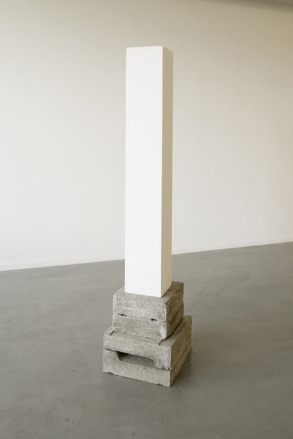 , 'I am trying to be unfamiliar with what I am doing,' 2012, D+T Project