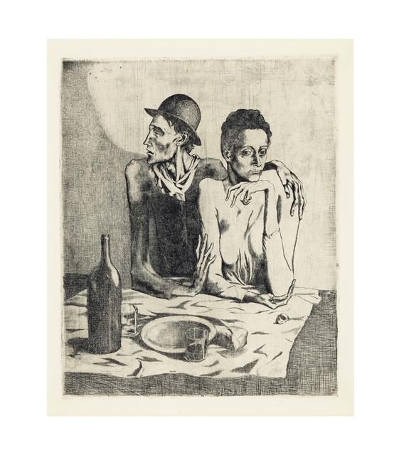 Pablo Picasso, 'Le Repas Frugal', 1904, Christie's