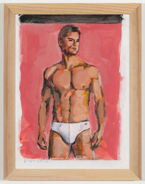 , 'Jockey Briefs,' 2016, Johannes Vogt Gallery