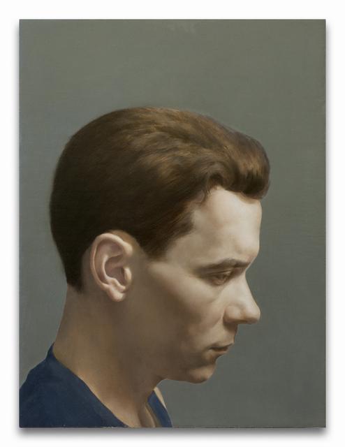 , 'Blaise,' 2015, New York Academy of Art