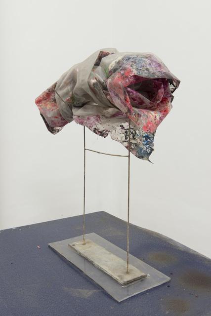 , 'Faltungs- und Rollskulptur,' 2016, Charim Galerie