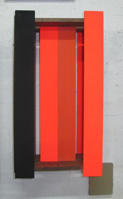 , 'terceiro fundo,' 2016, Galeria Nara Roesler