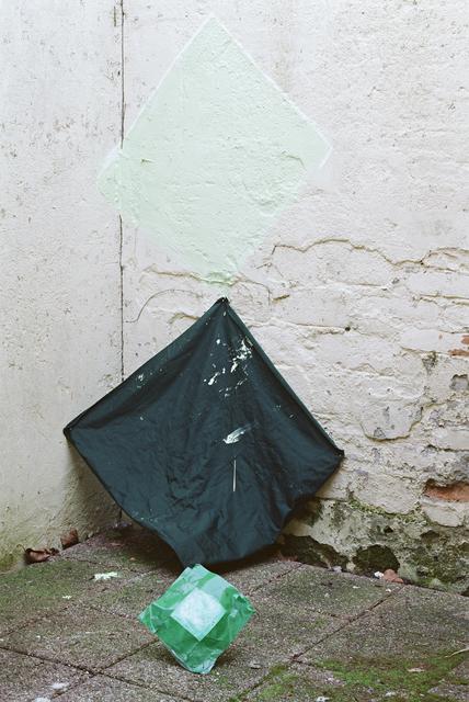 , 'Corner, check,' 2011, Galerie Bart