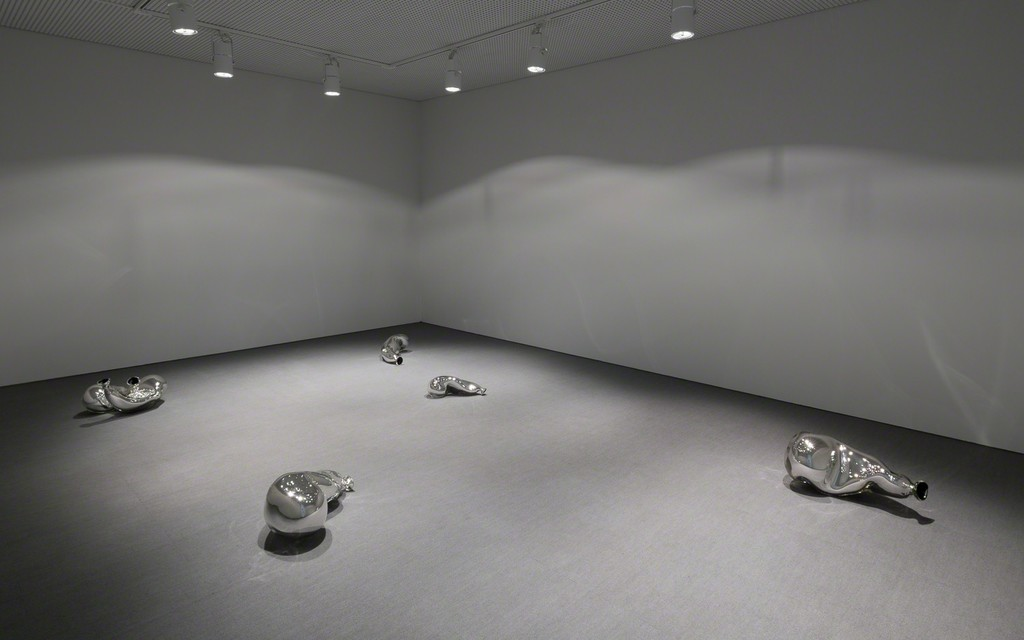 Michel François, Une Hétérotopie, exhibition view at carlier   gebauer, 2018
