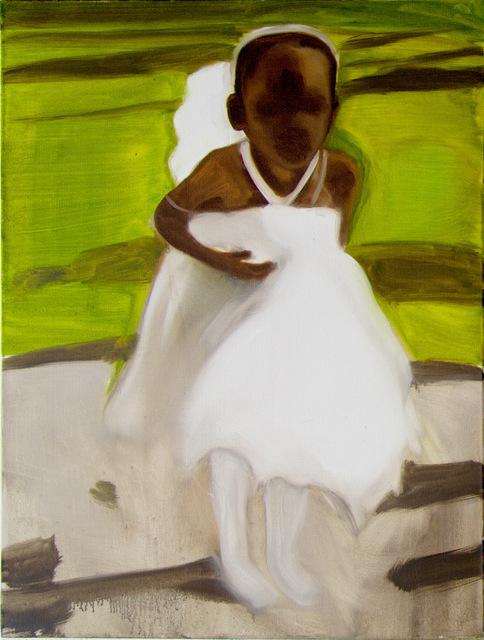 , 'Yenzi,' 2018, James Freeman Gallery
