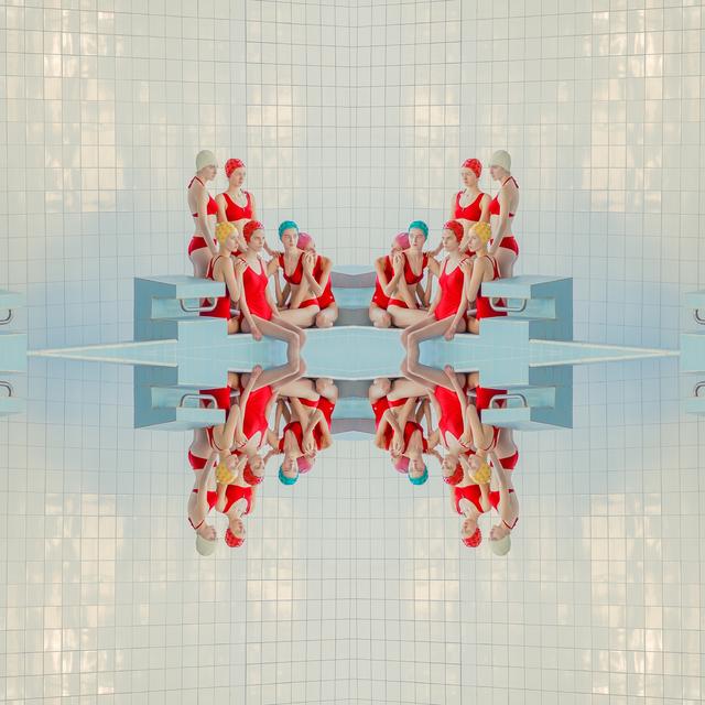 , 'Symmetry,' 2017, Contessa Gallery