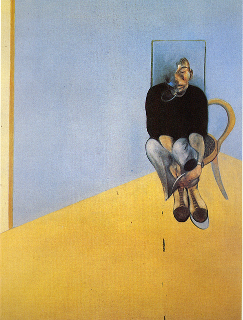 , 'Study for Self-Portrait,' 1982, Marlborough London
