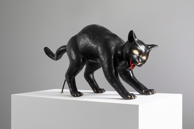 , 'Cat Hiss,' 2014, Carpenters Workshop Gallery