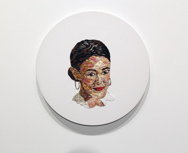 , ' Alexandria Ocasio-Cortez,' 2019, Project for Empty Space
