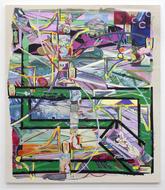 , 'selfportraitas1922tractatus,' 2018, Federico Luger (FL GALLERY)