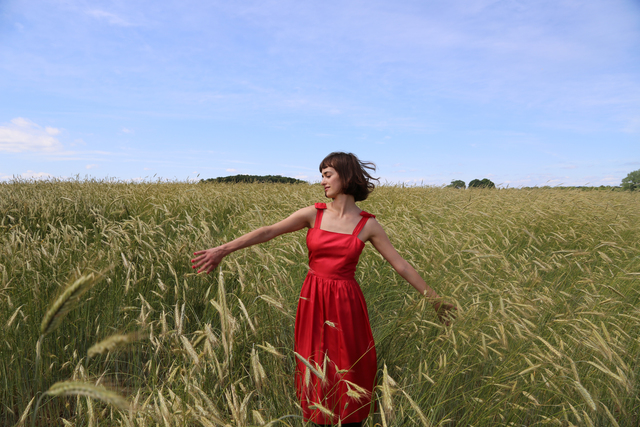 """, 'Untitled """"Olya in the Field"""",' 2014, Corridor Contemporary"""