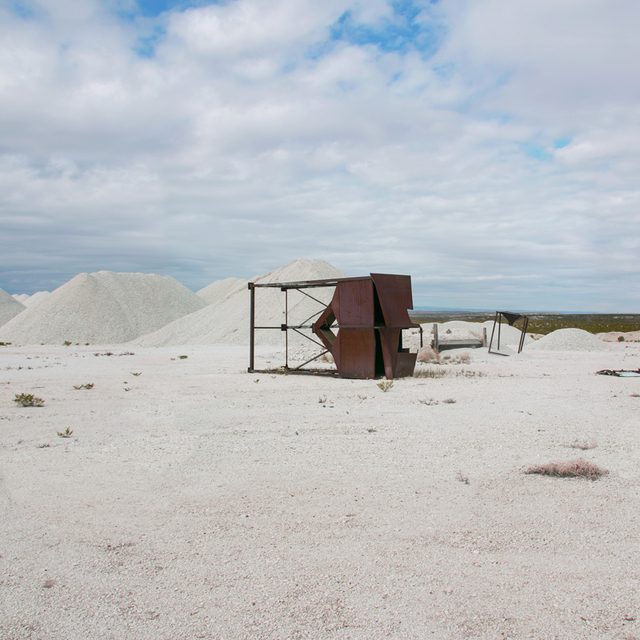 , 'Abandoned Mine in Texas,' 2017, Robert Mann Gallery