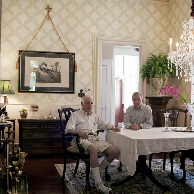 , 'Gar Allen + Larry Bennett, St.Louis, Missouri,' 2012, MASS MoCA