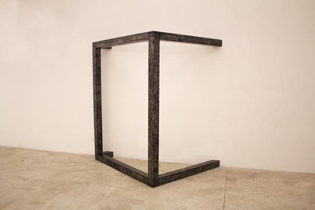 , 'Jarrón sobre estructura,' 2015, MCHG - María Casado