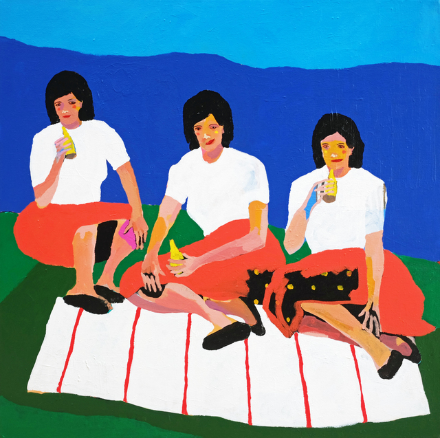 Alan Fears, 'Wives on a Blanket', 2019, Fears and Kahn