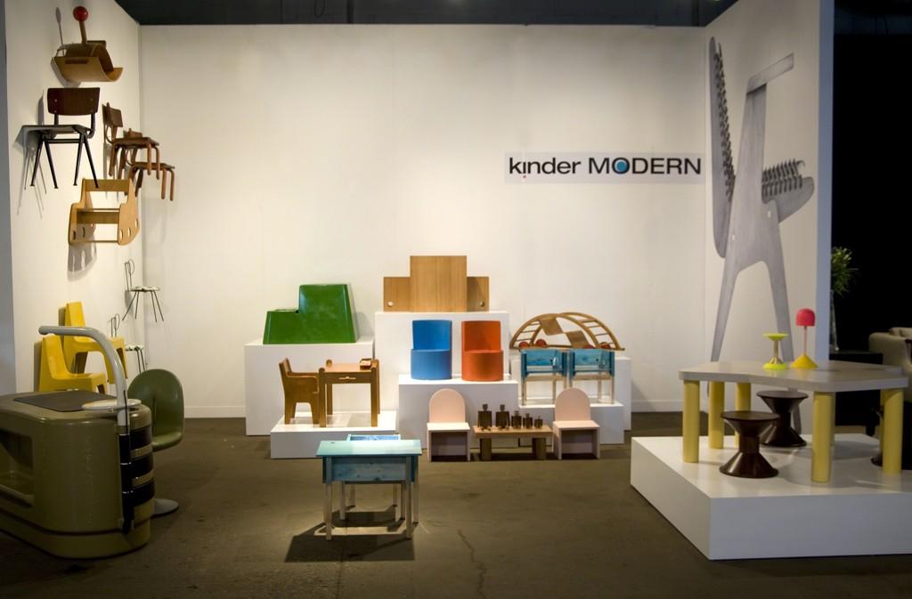 Kinder modern at collective 1 design fair kinder modern artsy