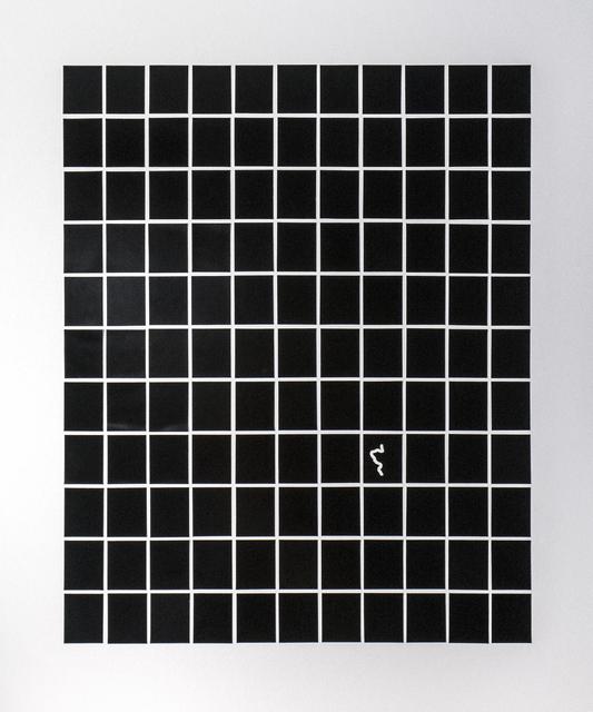 , 'Grid 22,' 2017, Kopeikin Gallery