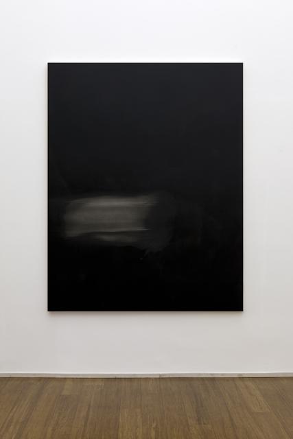 , 'Black painting,' 2015, ABC-ARTE