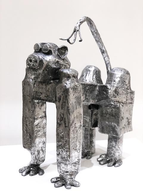 , 'Baboon,' 2014, Galerie Dumonteil