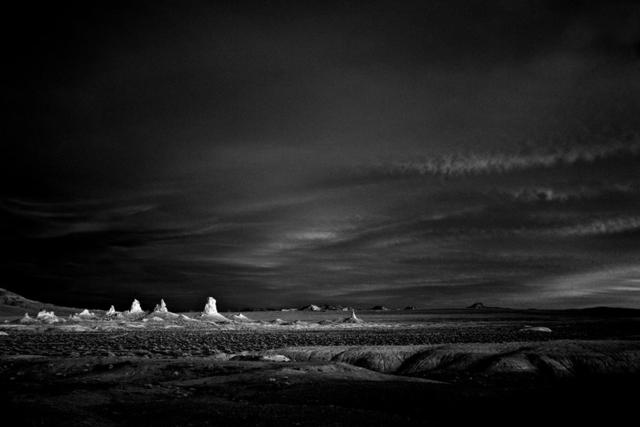 Mitch Dobrowner, 'Dusk, Trona', ca. 2008, photo-eye Gallery
