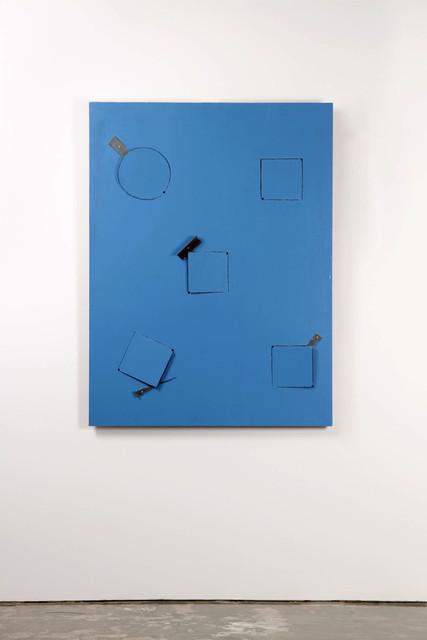 , '構素景点支,' 1996, Gallery 38