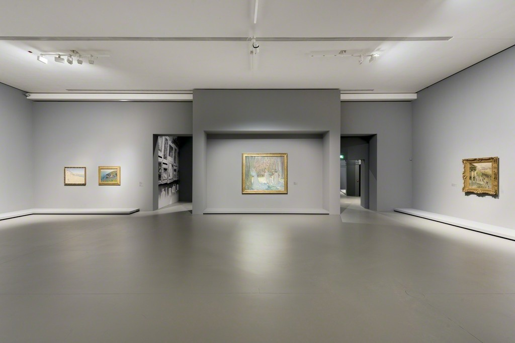 "View of Room 4 ""Landscapes/Impressions""