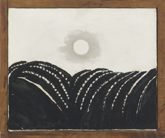 , 'Wheatfield,' ca. 1951, MCA Chicago
