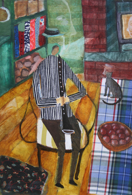 , 'Clarinet,' 2013, Clark Gallery
