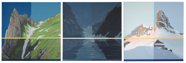 Patrick Pfau, 'watthoch 1-3', 2017, Sarasin Art