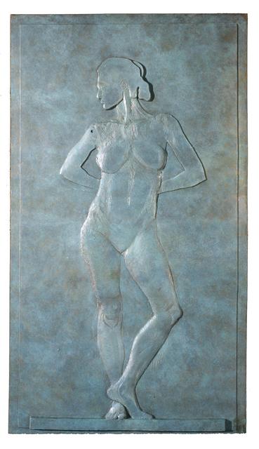Robert Graham, 'Untitled', 2002, Sculpture, Cast Copper, Mixografia