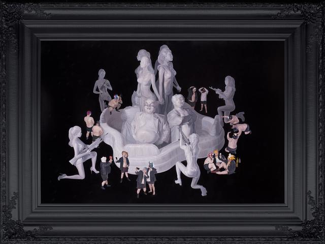 , 'Monument,' 2014, Aki Gallery