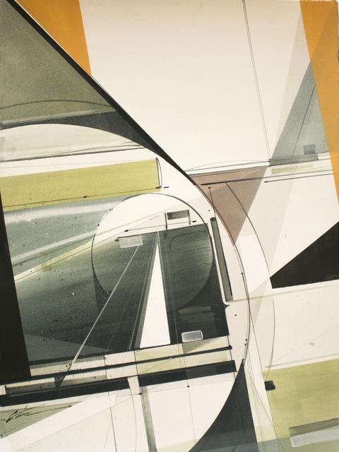 , 'Adelante No. 5,' 2014, Celaya Brothers Gallery
