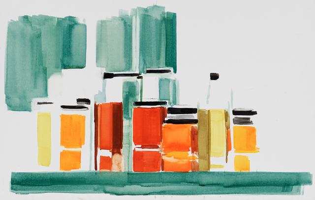 , 'Bottles & Jars #14,' 2014, Gallery NAGA