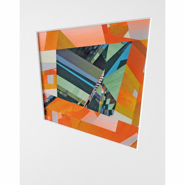 , 'Freely Available (Orange),' 2014, InLiquid