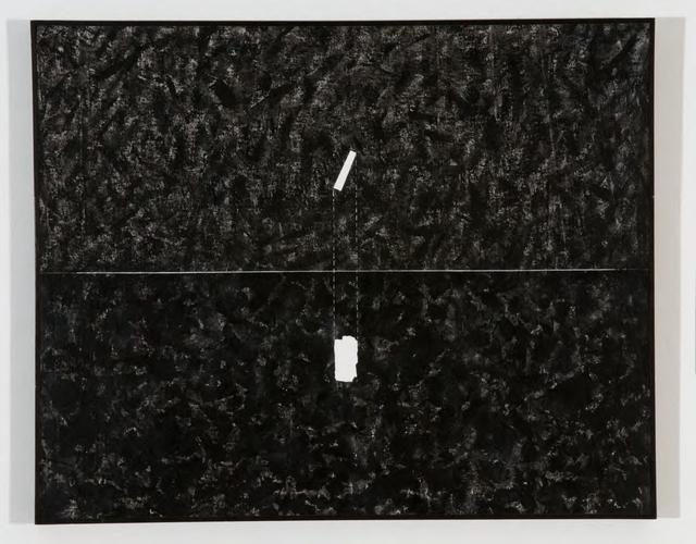 , 'Study No.1 - Absurd Epuras [Estudo No 1 - Epuras absurdas] ,' 1990, Galeria Luisa Strina