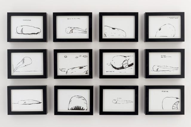 , 'Untitled 1-12,' 2013, c.nichols project