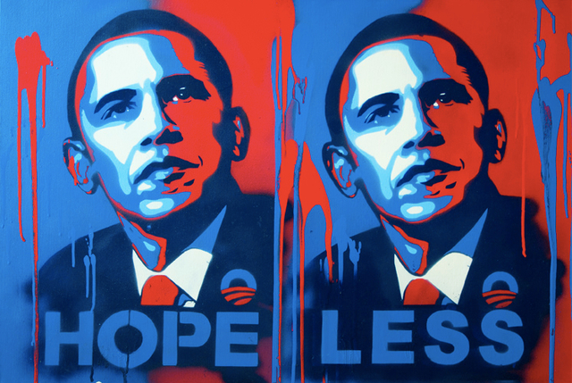 , 'Hopeless,' 2012, Imitate Modern