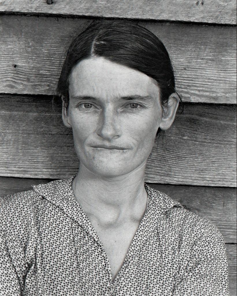 Cotton Tenant Farmer's Wife