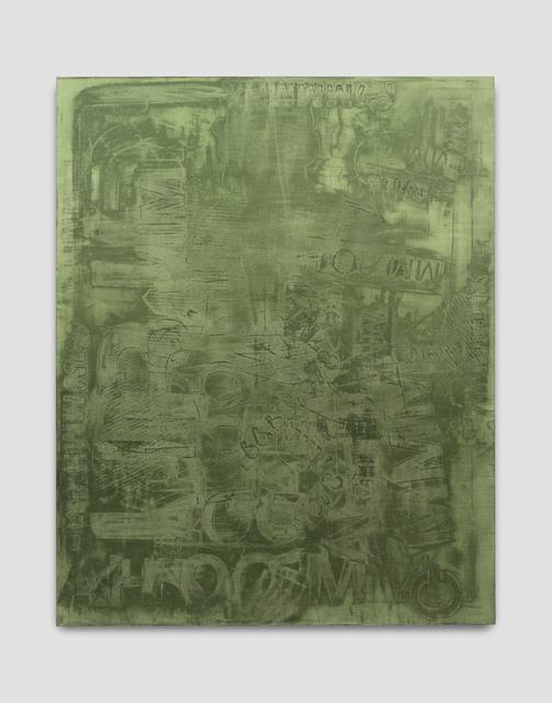 , 'History,' 2017, Nathalie Karg Gallery