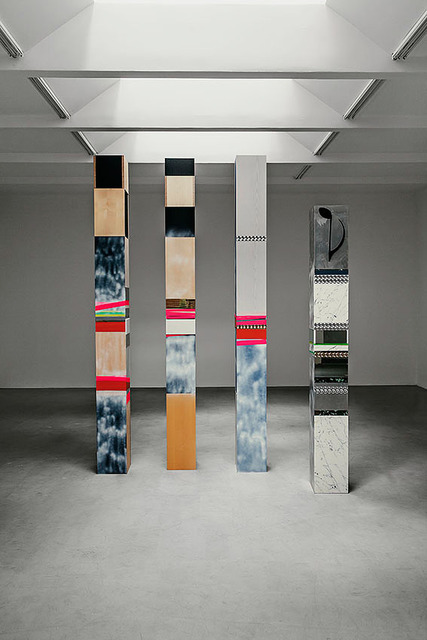 , 'A,B,C,D,' 2002-2003, Galerie Buchholz