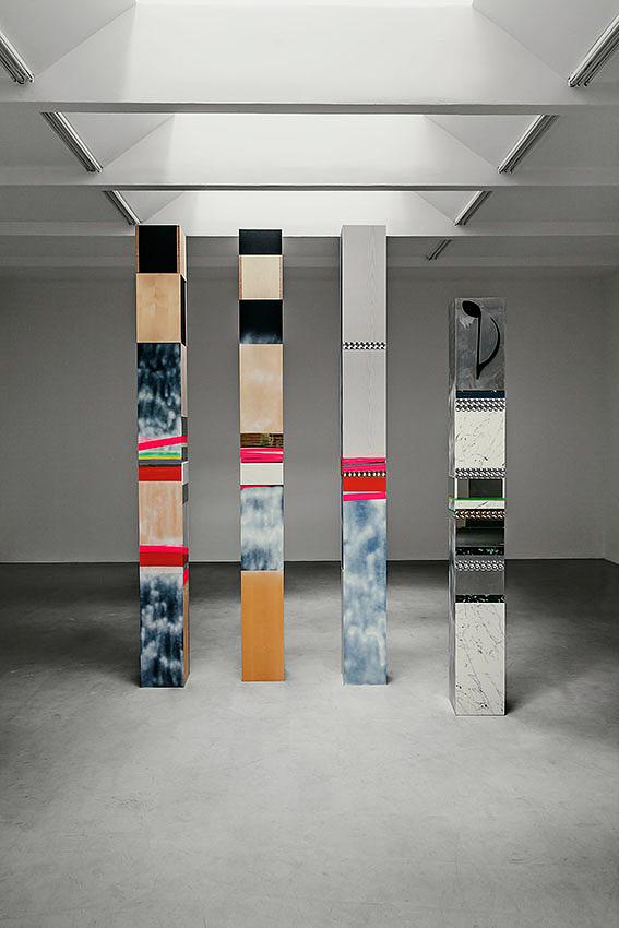 Isa Genzken, 'A,B,C,D,' 2002-2003, Galerie Buchholz